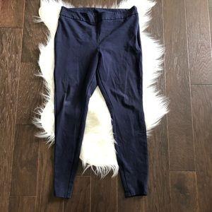 A New Day Target Zipper Side Navy Dress Pant